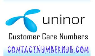 Uninor Customer Care Contact