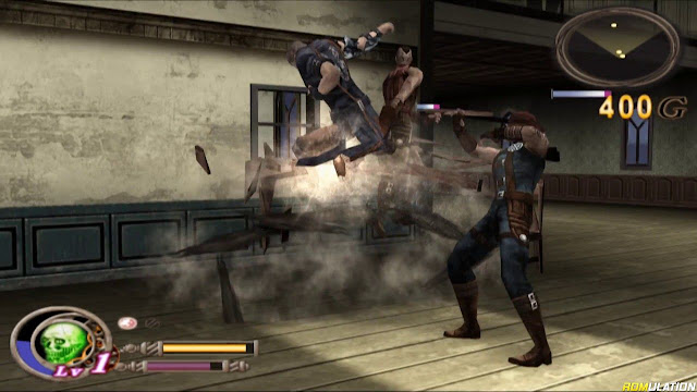 God Hand PS2 ISO Highly Compressed Free Download 1.2GB