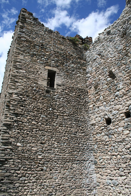 Tschanüff Castle Valsot Switzerland 2