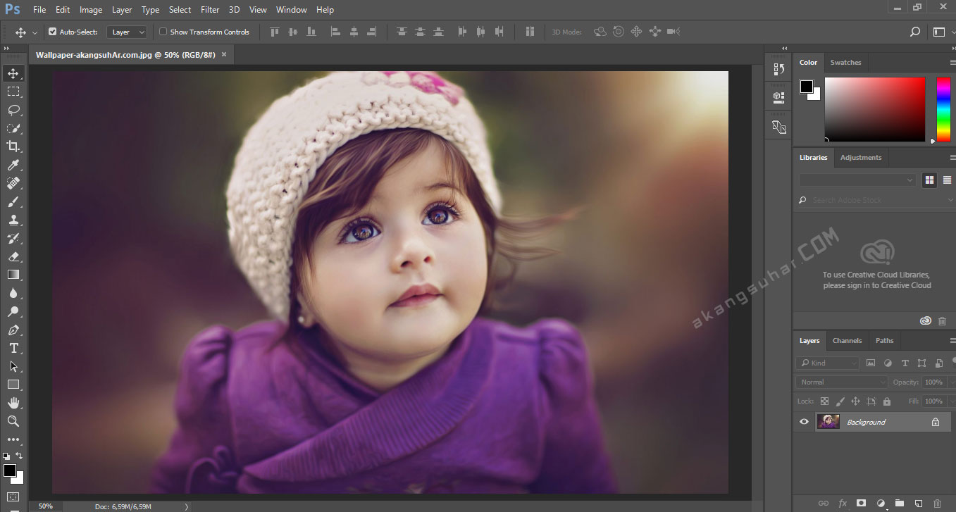 Gratis Download Adobe Photoshop CC 2017 Full Crack Terbaru