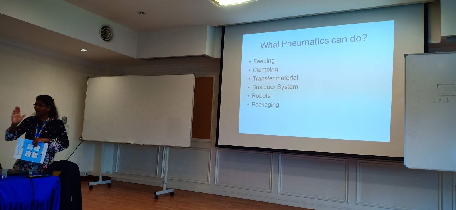 Pneumatic Training di SMC Pneumatic (M) Shah Alam