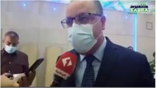 هشام المشيشي نسعى لمحاربة الفساد... و لانقاذ تونس ومحافظة عليها بكل الطرق....