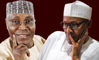 2019 Results: Atiku, Buhari in close marking