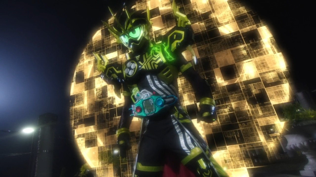 My Shiny Toy Robots: Movie REVIEW: Kamen Rider Ex-Aid the
