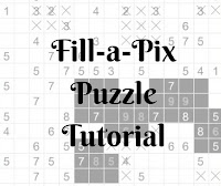Fill-a-Pix Puzzle Tutorial by Conceptis Puzzles
