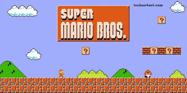 لعبة ماريو للكمبيوتر