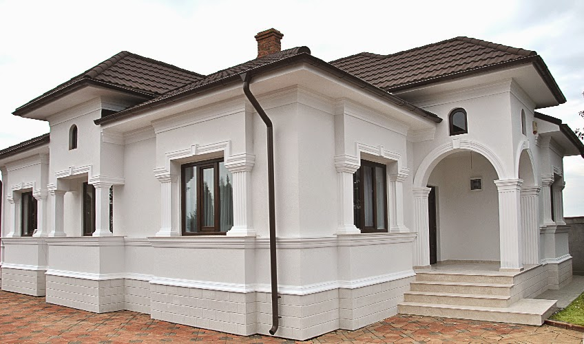 Profile Decorative din Polistiren pentru Fatade Case