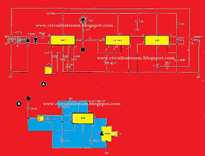 Build a CW Signal Processor Circuit Diagram