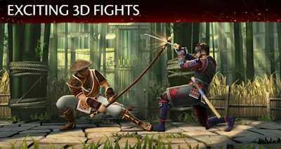 تحميل لعبة حرب شادو فايت Shadow Fight 3 اخر اصدار مهكرة جاهزة للأندرويد