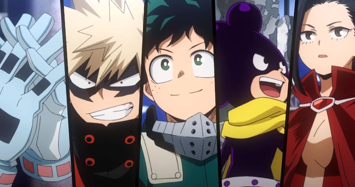 My Hero Academia Season 5 Promotion Video