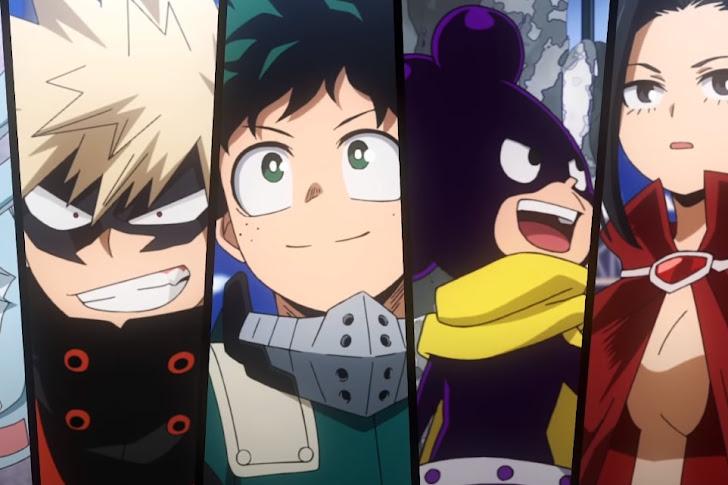 Video Promosi My Hero Academia Season 5 Diperlihatkan