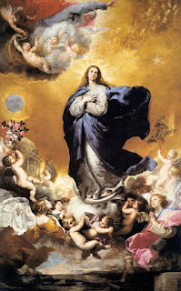 Inmaculada Concepción (h1635) - José Ribera - Convento de Agustinas Recoletas - Salamanca