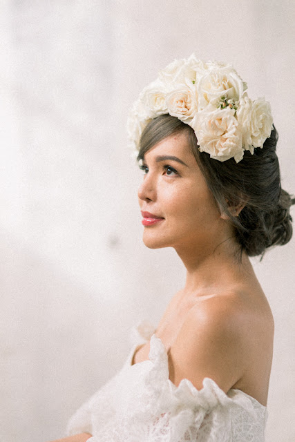 twig and fawn photography weddings brisbane karen willis holmes bridal gowns australian designer flower crown