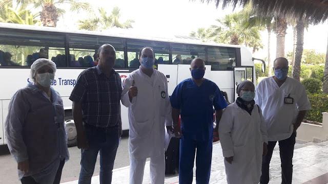 قادمون من السعودية : إيواء 250 تونسيا في الحجر الصحي بالمهدية