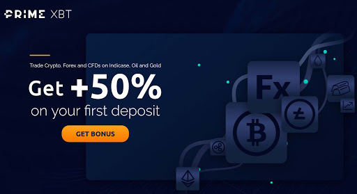Primexbt Bonus 50%