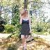 A little confession / Polka dot dress