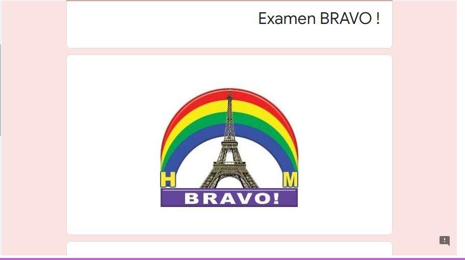 امتحان الكترونى لغة فرنسية للصف الاول الثانوي ترم اول 2021