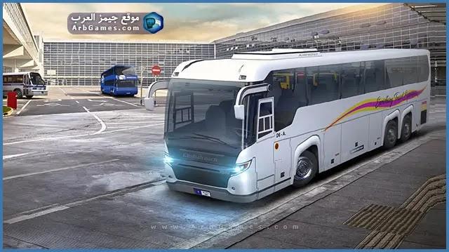تحميل لعبة قيادة الحافلات للكمبيوتر برابط مباشر