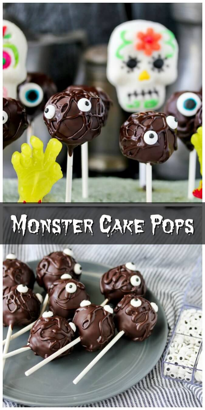 Monster Cake Pops complete guide