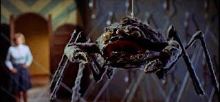 Sapo araña