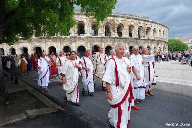 Grandes Juegos Romanos