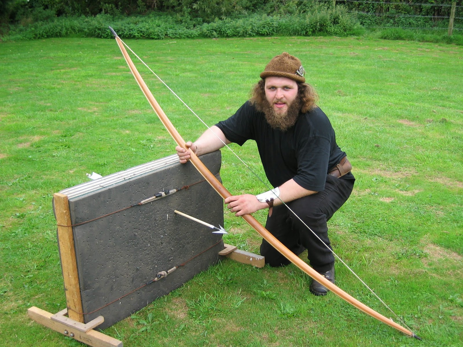 Warbow Archery Tips Techniques And Seminars The Day Of
