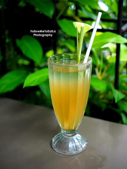 Honey Lemongrass  RM 8.90