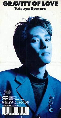 Image result for GRAVITY OF LOVE 小室哲哉
