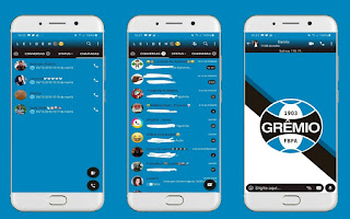Gremio Theme For YOWhatsApp & Fouad WhatsApp By Leidiane