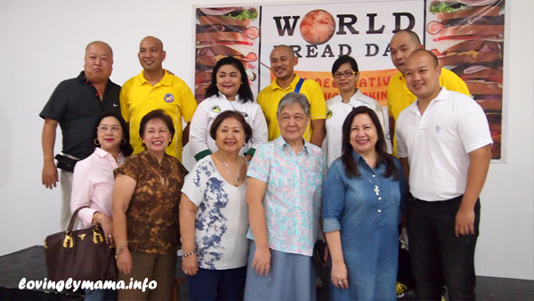 World Bread Day 2016 - Decorative Sandwich Making - BACNOBA officers - Bacolod mommy blogger