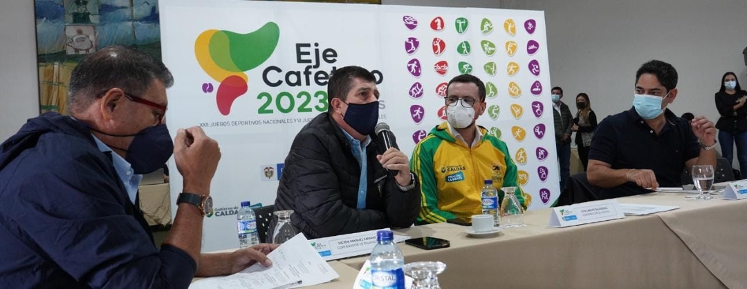 Los Juegos Nacionales y Paranacionales 2023 ya ruedan en Risaralda
