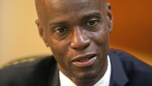 Eks Hakim Agung Jadi Tersangka Pembunuhan Presiden Haiti