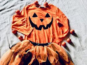 disfraz casero de halloween para niña
