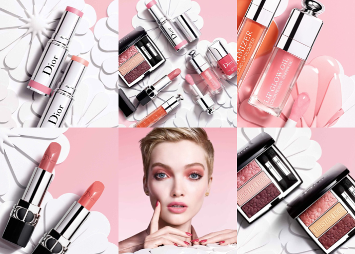Dior Spring 2021 Pure Glow Collection
