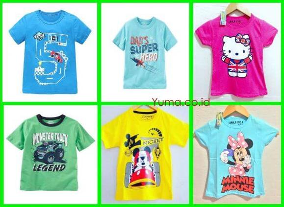 Grosir Baju anak Branded murah langsung dari Pabrik