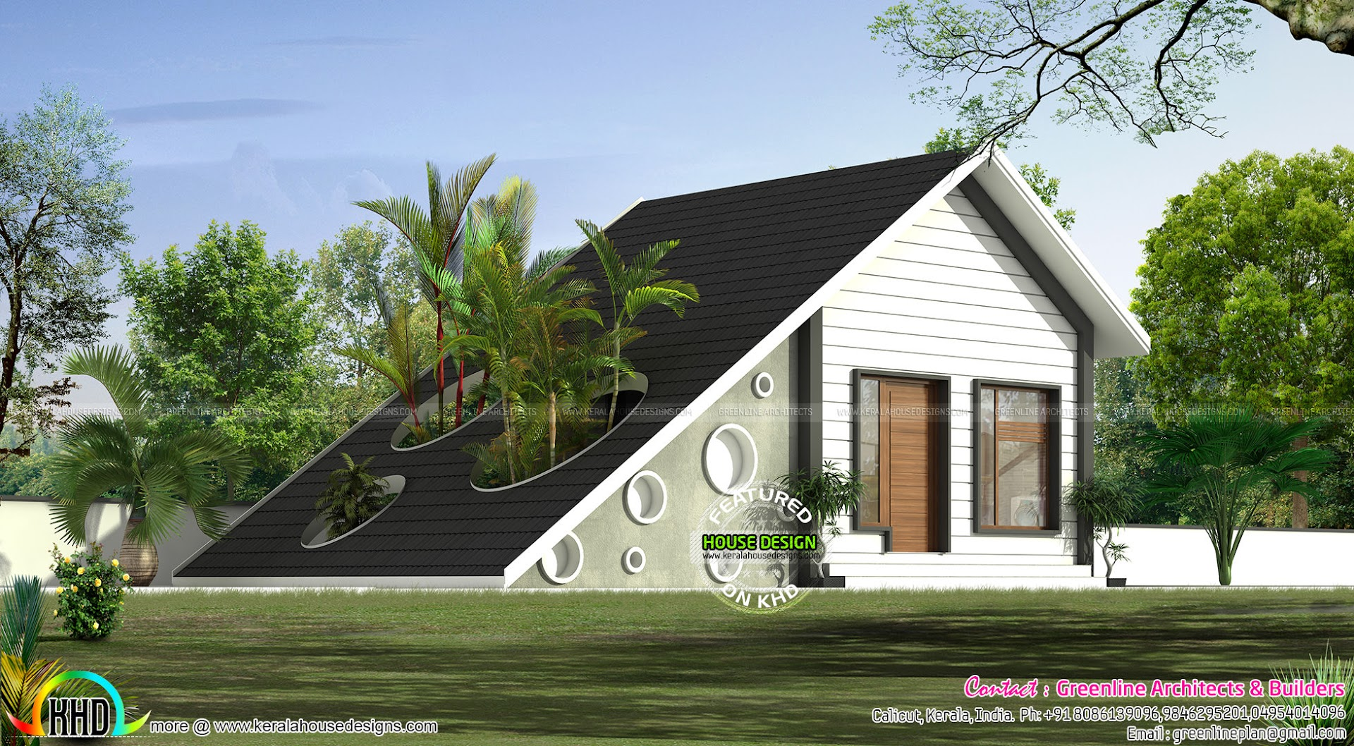 Single Family Cottage Home Plan Kerala Home Design And