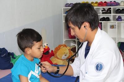 Problemas desnutrición infantil