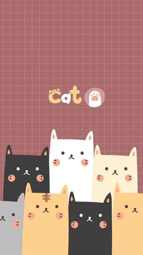 Hình nền mèo đẹp cho điện thoại