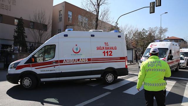 Ενίσχυση των μέτρων κατά του κορωναϊού στην Τουρκία