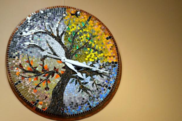 Beautiful Mosaic Art Piece