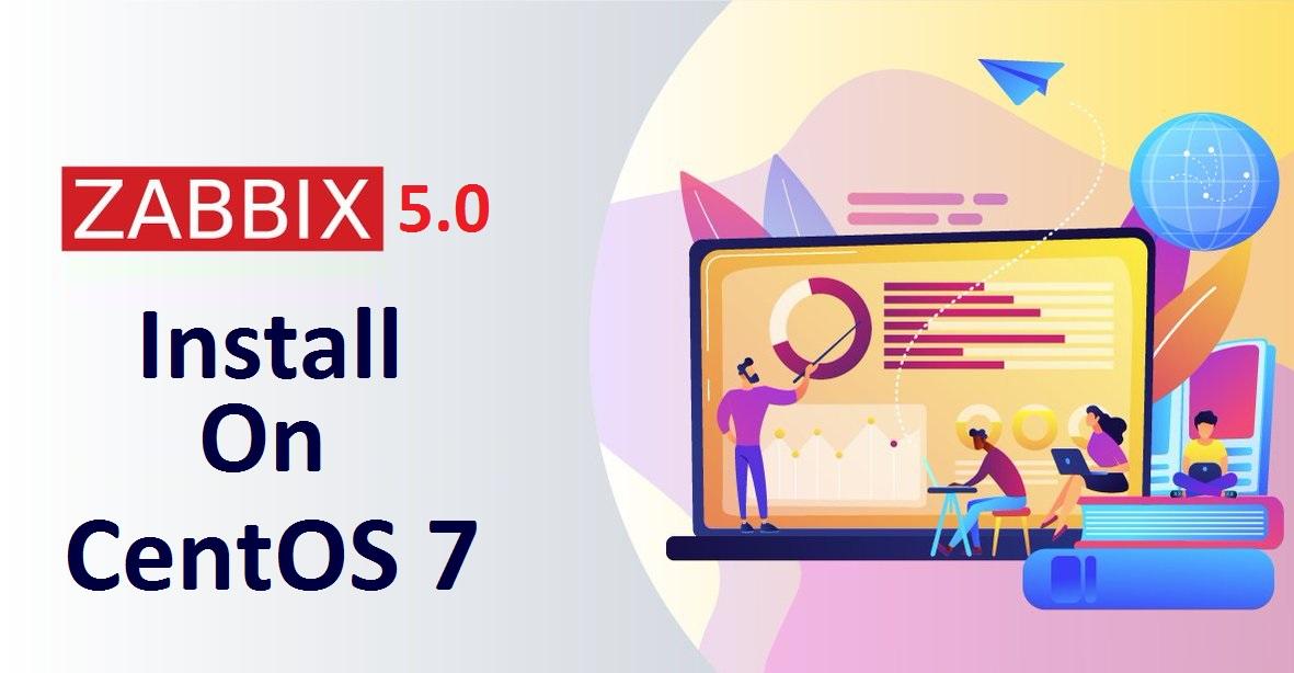 How To Install Zabbix Server On Linux (CentOS 7)