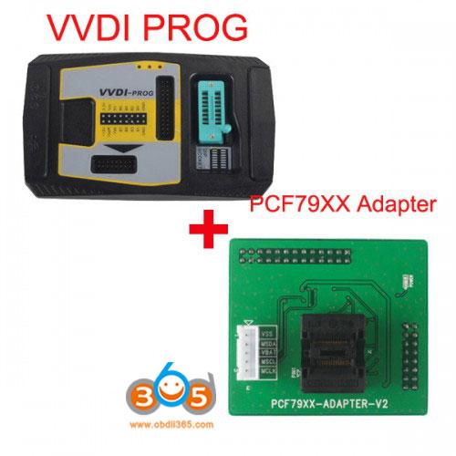 آداپتور vvdi-prog-and-pcf79xx