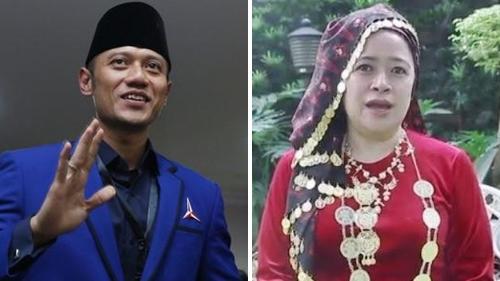 Politisi PD Blak-blakan Sebut AHY-Puan Maharani Layak Duet di Pilpres 2024: Kepemimpinan Seperti Biden-Kamala