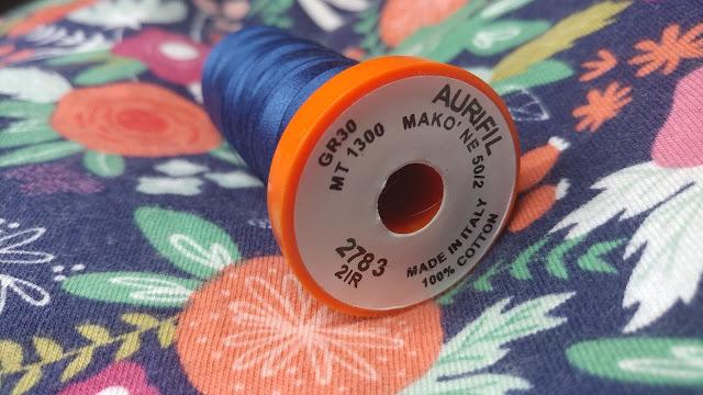 Aurifil thread