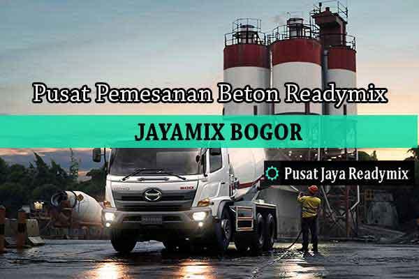 Harga Beton Jayamix Bogor Per m3 2019