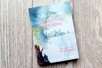 Lundi Librairie : Carnets de New York - Paolo Cognetti