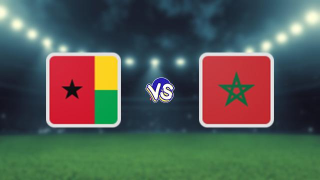 نتيجة مباراة المغرب وغينيا بيساو اليوم 06-10-2021 في التصفيات الافريقيه المؤهله لكاس العالم