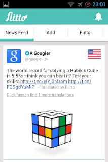 Download Flitto Aplikasi Penerjemah Terbaik Untuk Android