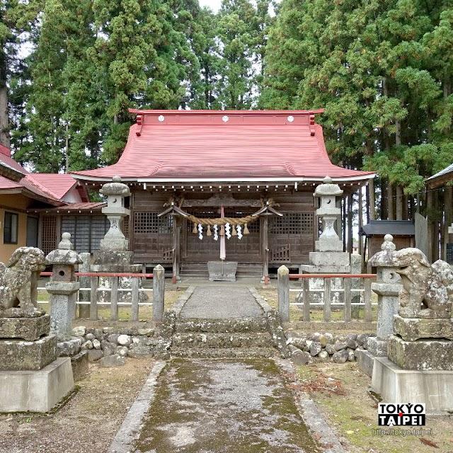 【矢澤八幡宮】小巷內的村社八幡宮 歷史悠久祈求平安和結緣
