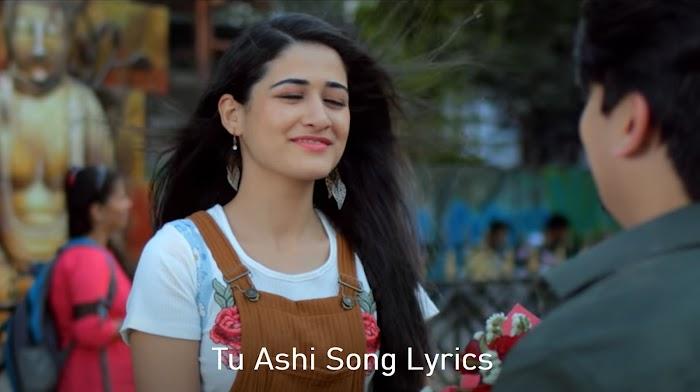 Tu Ashi   तु अशी   Song Lyrics   Keval Walanj   Kunal Devalkar & Siddhi Dalvi